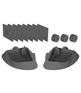 Wall Support Kit for Corner Sets and Modules