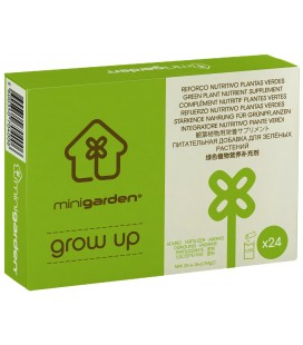 Minigarden Grow Up Green Leaf Growth Plant Food