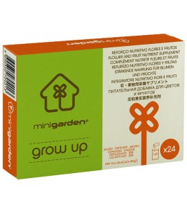 Minigarden Grow Up Orange Flowering & Fruit-Bearing Plant Food